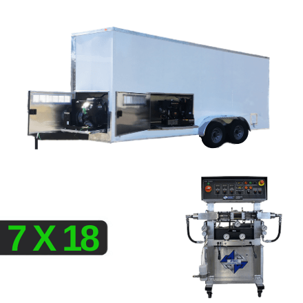 7x18 PH-2 Package with Winco Generator