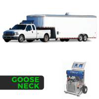 Gooseneck Spray Foam Rig Package with GRACO E-20 Spray Machine - Insulated Rig Package - Spray Foam Insulation Trailers & Equipment