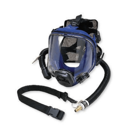 Allegro 9901 Full Face Respirator - Spray Foam Insulation Safety Equipment