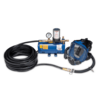 Allegro Full Mask Low Pressure System 9200-01 - Spray Foam Insulation and Coating Equipment