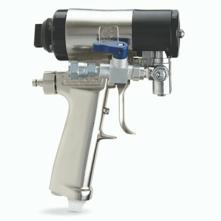 Graco Fusion CS - Spray EZ Spray Foam Guns - Spray Foam Insulation and Coating Equipment