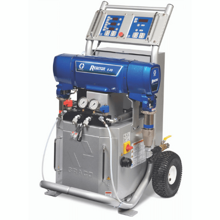 Graco Reactor E-20 - Spray Foam Machine Available at SprayEZ