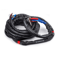 Graco Reactor Heated Hose with Xtreme Wrap 50 ft - Spray Foam Insulation and Coating Equipment