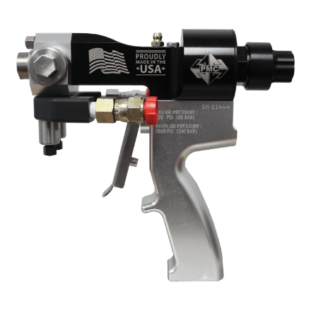 PMC AP-3 Spray Gun - Spray EZ - Spray Foam Guns - Spray Foam Insulation and Coating Equipment