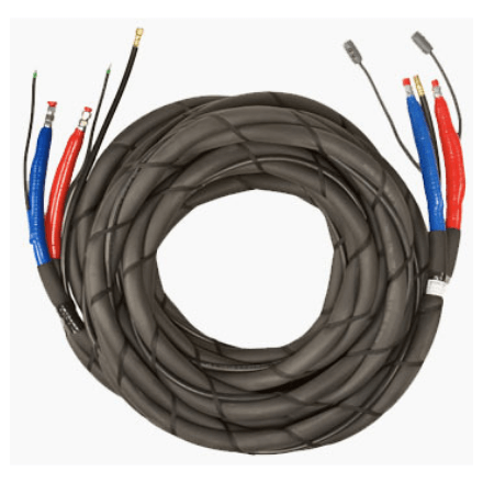 PMC LP and HP Heated Hoses - Spray Foam Insulation and Coating Equipment