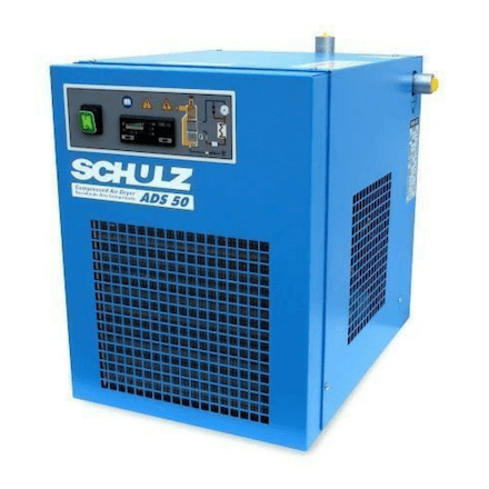 Schulz ADS 50 Air Dryer Complete View - Spray Foam Insulation and Coating Equipment