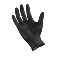 SemperForce Nitrile Gloves - PPE for Spray Foam Insulation and Coating
