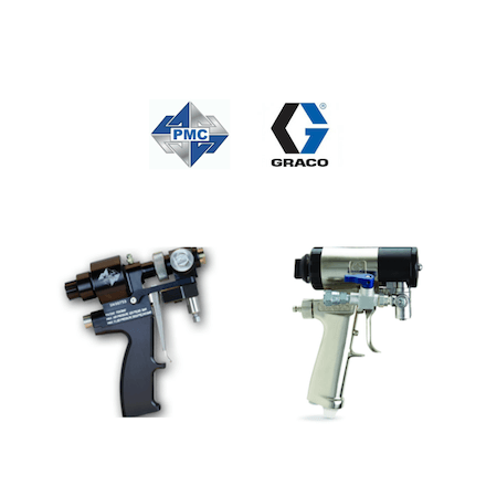 Spray Foam Guns - Graco PMC SprayEZ - Spray Foam Insulation Guns