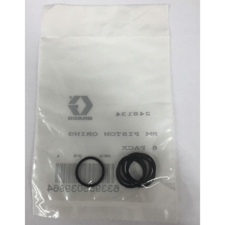 248134 O-Ring for Piston Shaft - Graco parts for spray foam insulation equipment