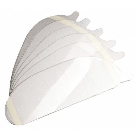 Allegro 9901-25 Full Face Mask Lens Covers Pack of 25 - SprayEZ Spray Foam Insulation Safety Equipment