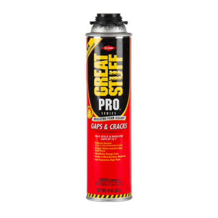 GREAT STUFF GAPS AND CRACKS FOAM SEALANT - Spray Foam Material Single Component