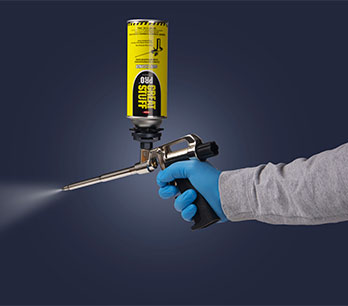 GREAT STUFF PRO GUN CLEANER - example - Spray Foam Material Single Component
