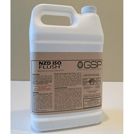 NZD ISO FLUSH - Spray Foam Insulation - ISO neutralizer and isocyanate cleaner - spray foam insulation cleaners and solvents