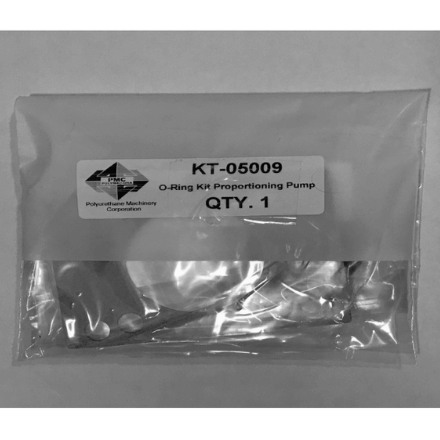 PMC KT-05009 - O-Ring Complete Kit for AP-2 - Spray Foam Equipment and Parts