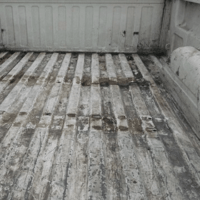 Rockhard Bedliner - Before and After Photos - Polyurea Material