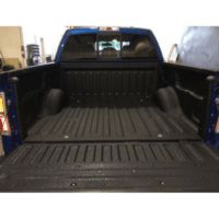 Rockhard Bedliners - Polyurea Material Available at SprayEZ - Spray-on Bedliner Truck Bed