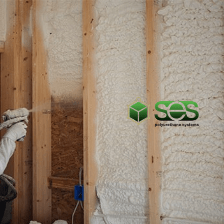 SES Nexseal Spray Foam Insulation - Spray Foam Insulation and Coating Available at SprayEZ