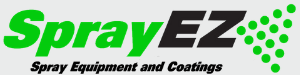 SprayEZ – Spray Equipment and Coating Logo