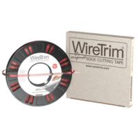 WireTrim Trim Tape - RedLine HD 90FT - Metal Wire Filament - RockHard Bedliner Accessory