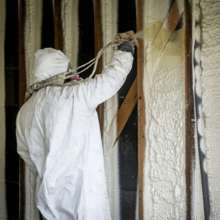 Spray Foam Insulation Material - Spray Insulation and Coating