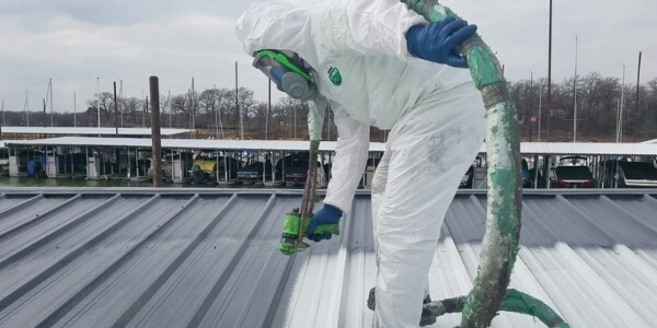 Expandothane - Polyurea Foam Coating - Roofing and Weatherproofing Spray Coatings
