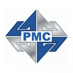 PMC Logo for spray foam material, equipment and parts available at SprayEZ