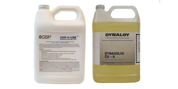 Spray Foam Insulation Cleaners and Solvents - Spray Insulation Chemicals for Cleaning and Finishing the Job