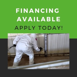 Spray Foam Insulation Equipment Financing Available at SprayEZ - Spray Foam Insulation Rigs, Material and Equipment - Spray Foam Insulation and Coating