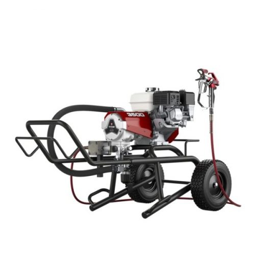 TITAN Elite 3500 Low Rider Gas Airless Paint Sprayer - For Sale by SprayEZ Equipment and Coatings- we will not be undersold!