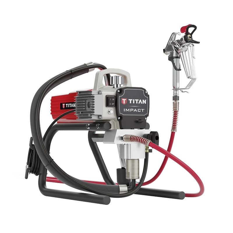 impact 410 airless paint sprayer for sale from SprayEZ Equipment and Coatings