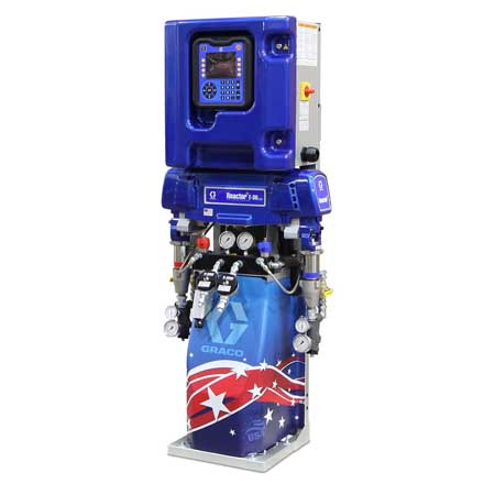 Special Edition Graco Reactor 2 E30 - Spray Foam Machine Available at SprayEZ